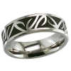 Laser Engraved Titanium Ring_3