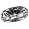 Laser Engraved Titanium Ring_85