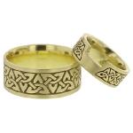Gold Trinity Knot_1
