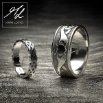 Mark Lloyd Platinum Claddagh_1