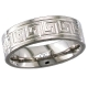 Plain Titanium Ring_52