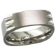 Plain Titanium Ring_58