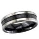 Relieved Black Zirconium Ring_30